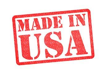U.S.A based manufacturer