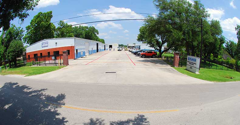 Plusco Main Office Houston Texas