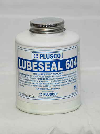 PLUSCO 604 Lubricating Sealant